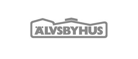 Älvsby hus logotype