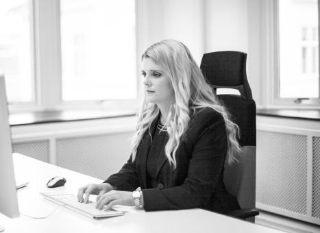 Anna-Karin Wiklund<div>Systemutvecklare</div>